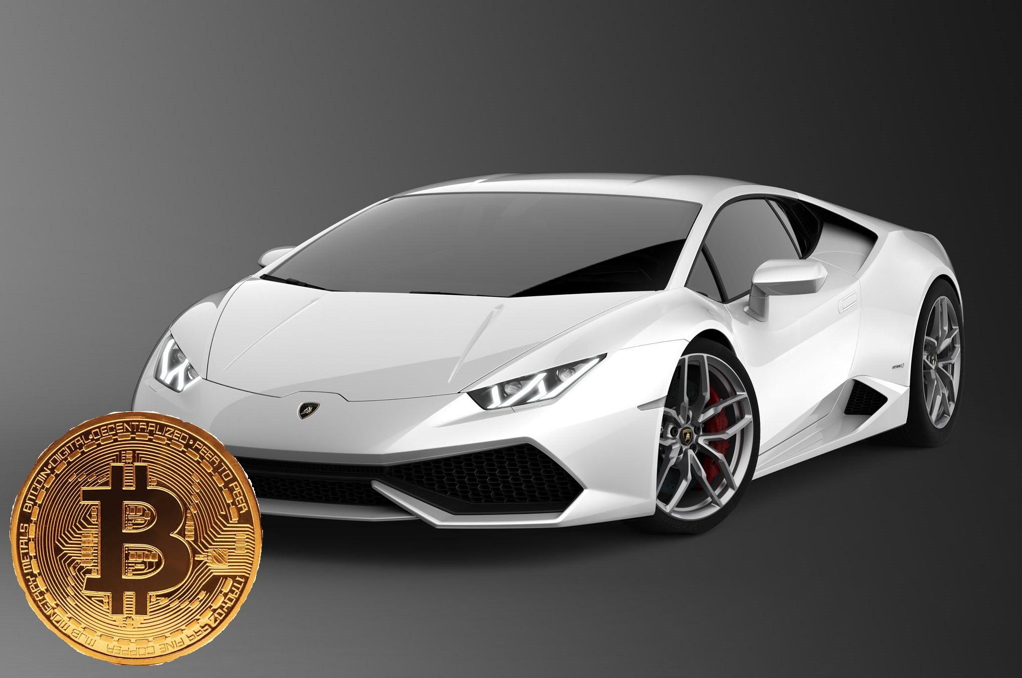 lamborghini bitcoin)
