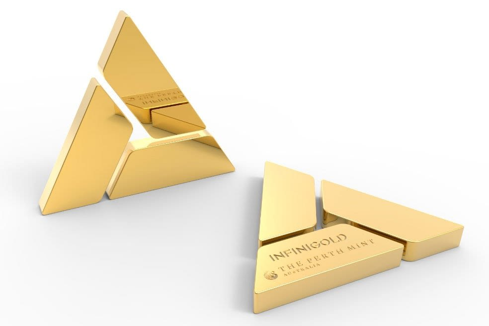 عملة رقمية مرتبطة بالذهب