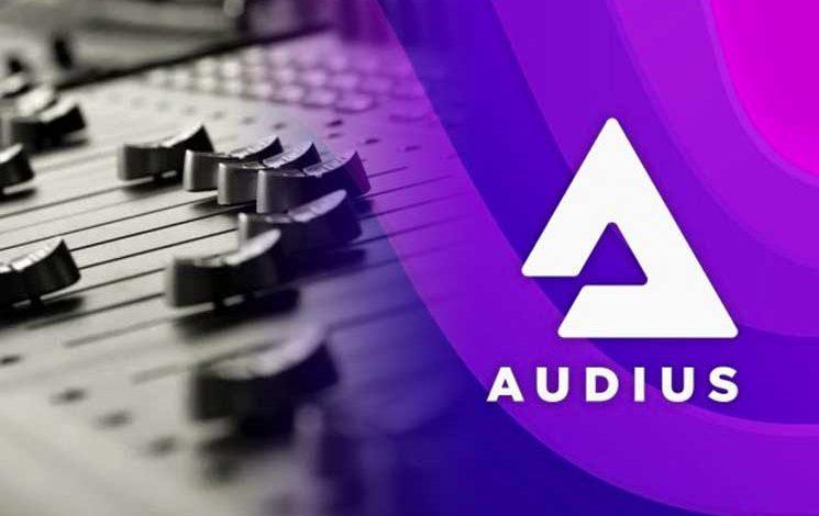 عملة AUDIO Audius